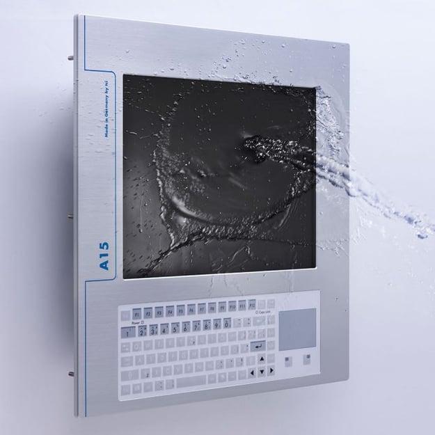 A15-Panel-PC-Wasser
