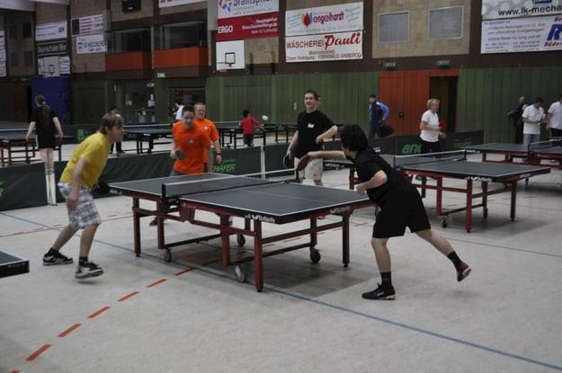 Tischtennis 2013