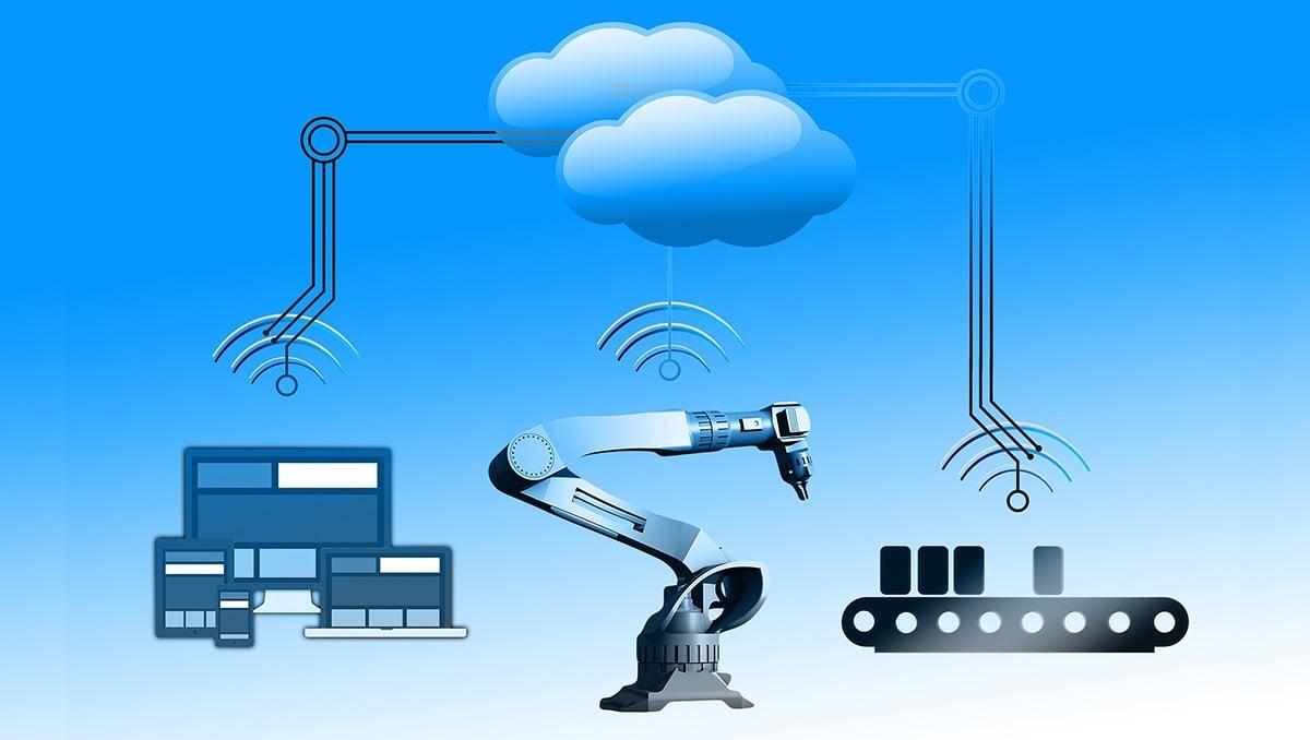 Die Digitalisierung und Vernetzung stehen auf der SPS-Messe im Vordergund. Bild geralt/pixabay.com