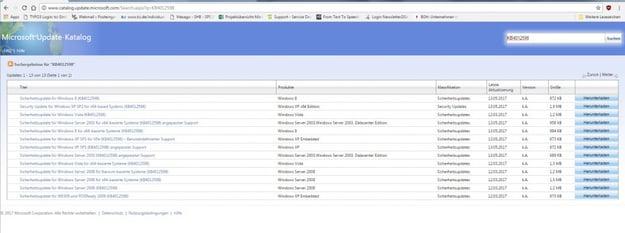 MicrosoftUpdateKatalog_screenshot