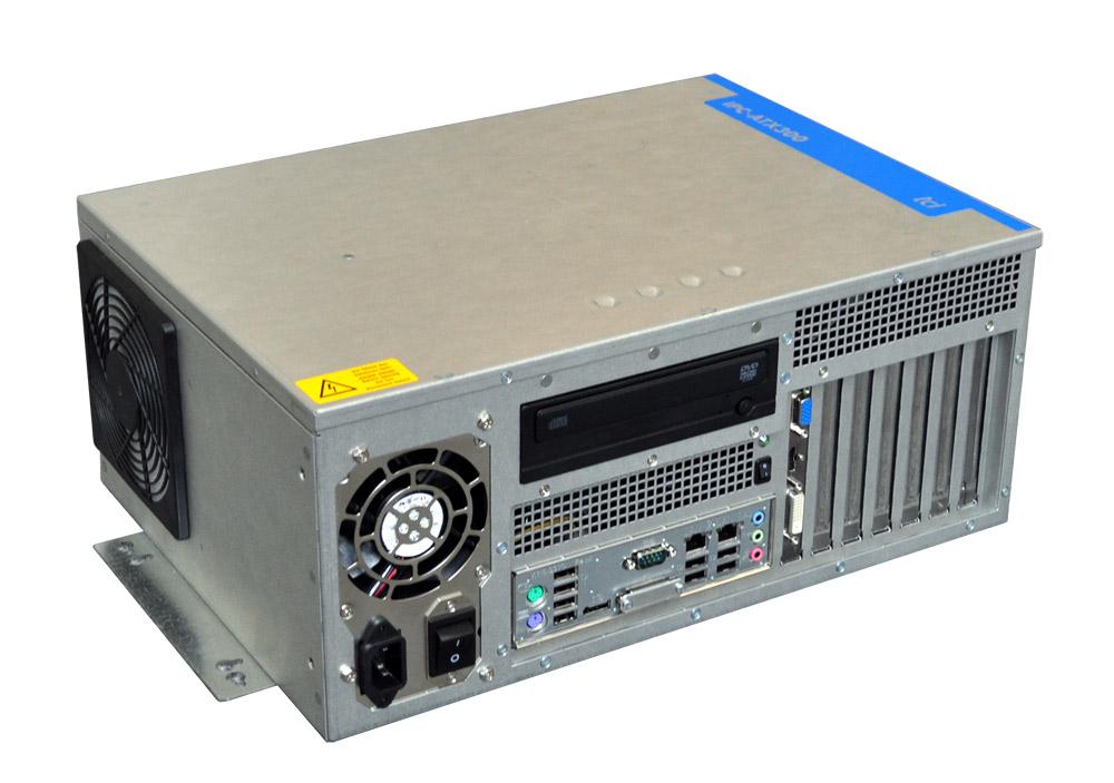 Cyber-Security heißt auch, den Zugang zu Industrie PCs zu sichern. Bild: tci GmbH