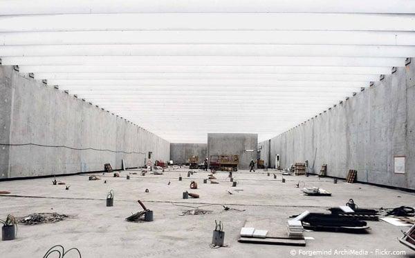 In Museen und anderen Veranstaltungsorten längst Standard: Der Strom aus dem Boden