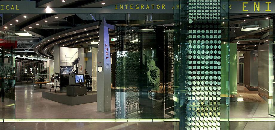 ENIAC - Der erste Röhrenrechner im Maßstab 1:1, Copyright: Jan Braun/HNF