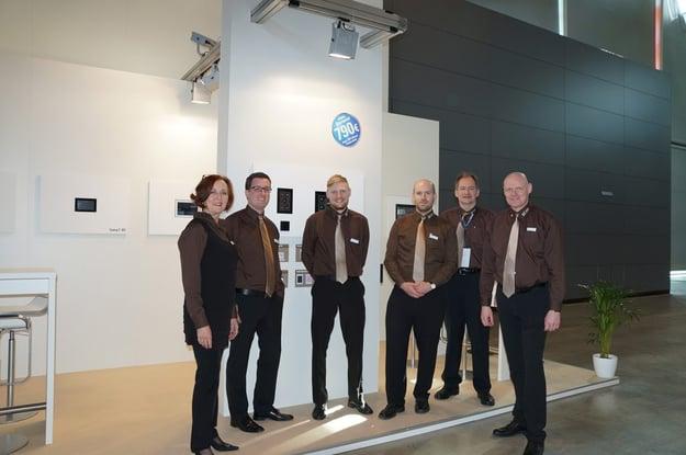 Das eltefa-team von tci freut sich auf Ihren Besuch. Bild: tci GmbH