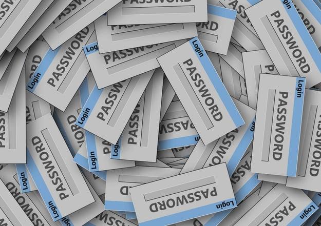 Auch wenn man heute sehr viele Online-Konten hat – nie das selbe Passwort nutzen. Bild: geralt/pixabay.com