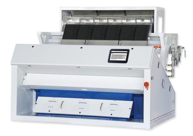 E!Q0A Touch Panel zum Schalttafeleinbau in einer Maschine