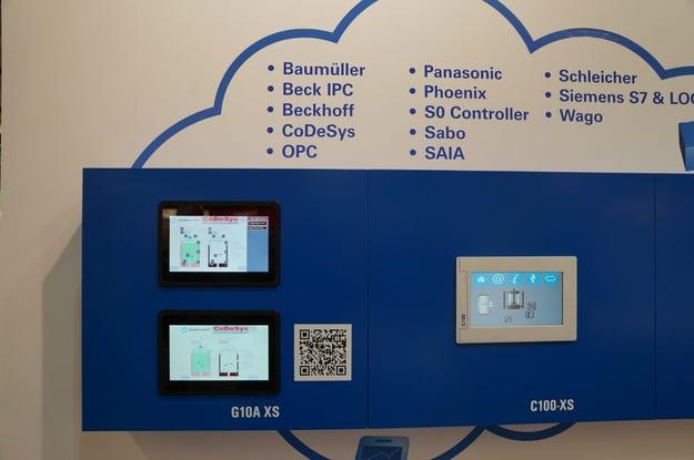 Auch zur Nachrüstung – SPS Bedienpanels mit Cloudanbindung