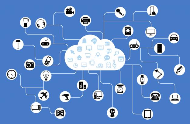 Das Internet der Dinge basiert auf vernetzte Sensoren, welche eine Situation als ganzes erfassen.