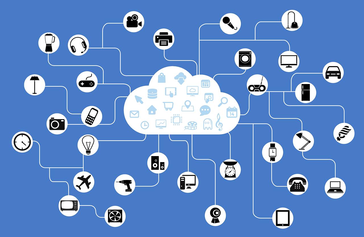 Webtechnologie ist die Basis für Industrie 4.0.